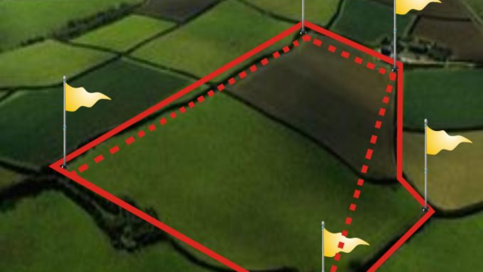 Размежевание земельного участка