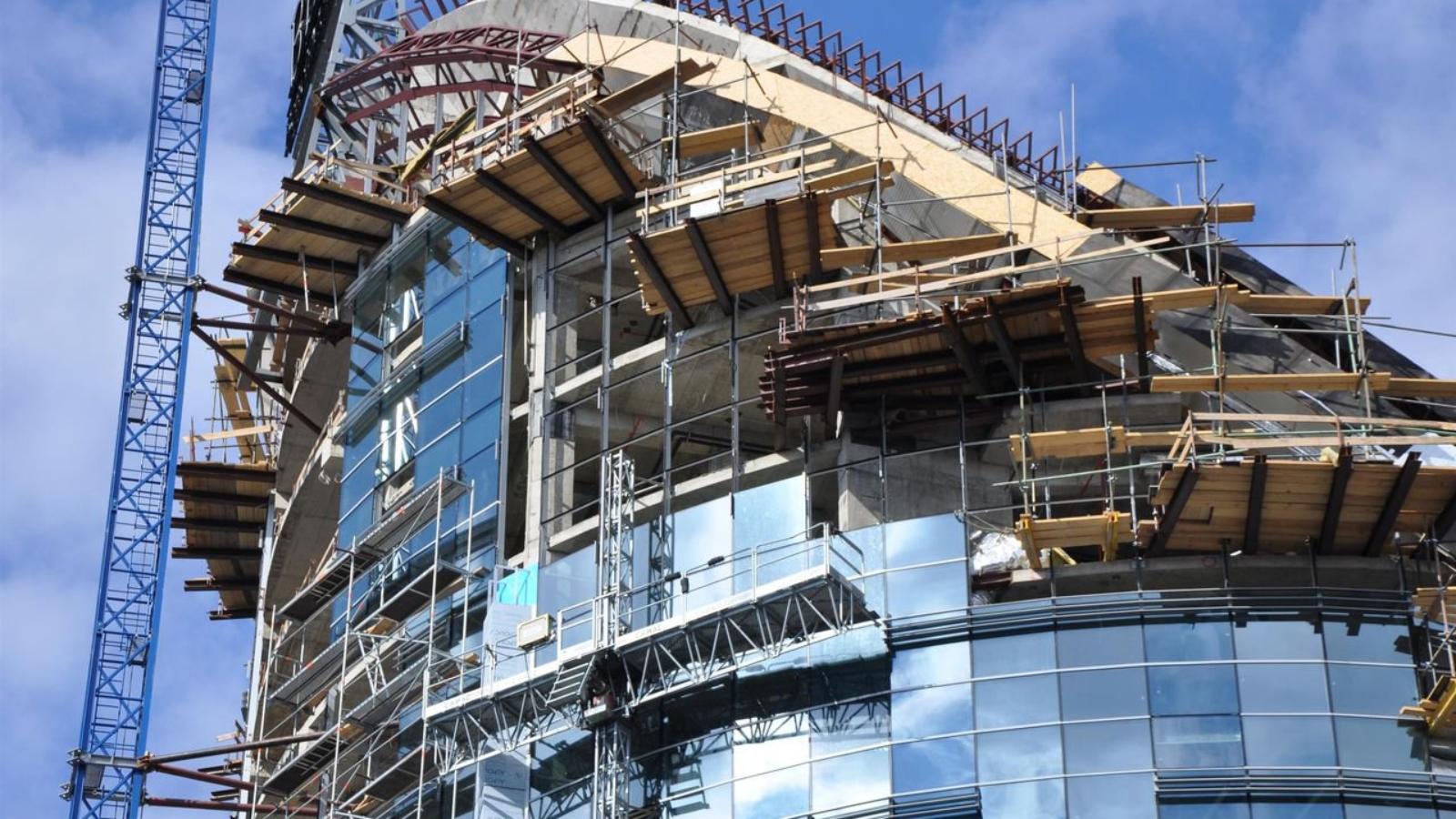 Разрешение на коммерческое строительство