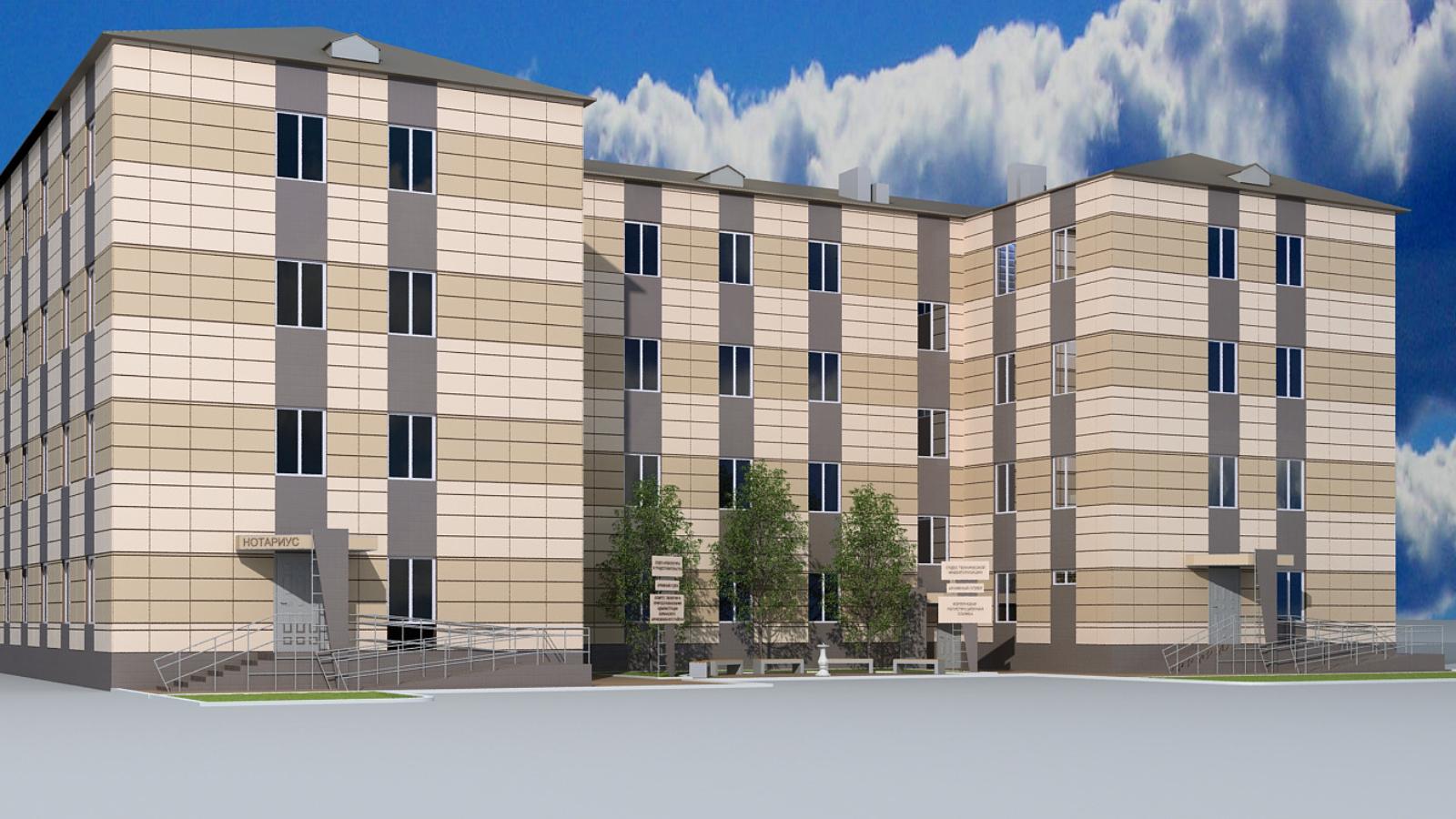 Разрешение на строительство нежилого здания