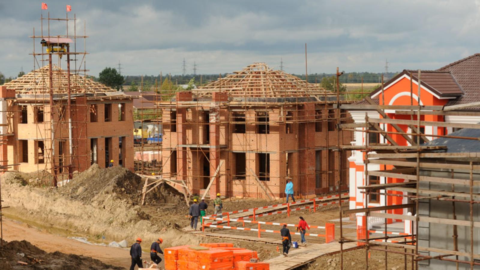 Можно ли вначале строить, а потом оформлять? Какие трудности могут возникнуть?