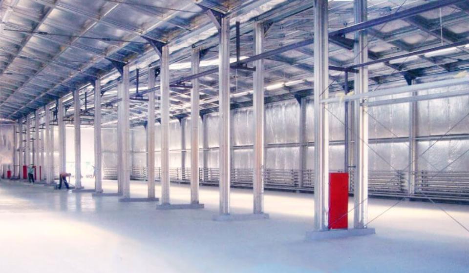 Разрешение на строительство склада