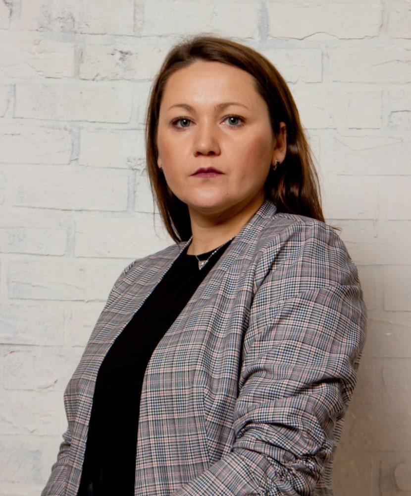 Основатель компании Проскурина Татьяна