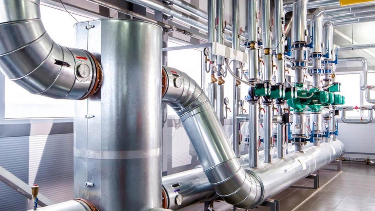 Обследование системы вентиляции и кондиционирования